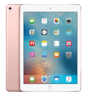 "Apple iPad Pro 9.7"" 128GB Wifi Tablet - Rose Gold"