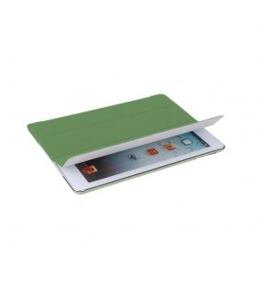 V7 TA55-10-GRN-14E - Green - Ultra Slim Tri-Fold Folio Case for iPad Air