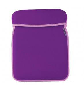 SOYNTEC PADmotion 200 - Neoprene sleeve case for iPad - Violet