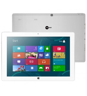 MPMAN MPW 100 - white - 16 GB - tablet