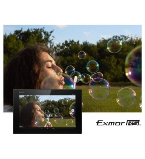 Xperia Z2 Tablet's 8MP camera with Exmor RS™ for mobile
