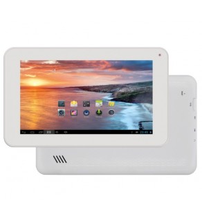 "MPMAN MPQC 707 WH - white - Wifi - 8 GB - 7"" tablet"
