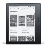 AMAZON Kindle Oasis with Leather Charging Case