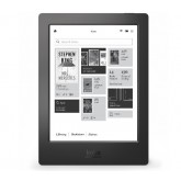 "KOBO Aura H2O 6.8"" monochrome E Ink - touch sensitive - black - eBook reader"