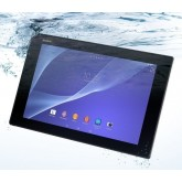 Xperia Z2 Tablet is beautifully durable
