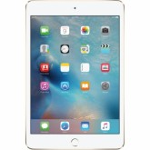 iPad Mini 4 128GB Wifi Tablet - Gold