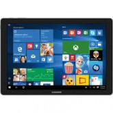 Samsung Galaxy TabPro S 2-in-1 - Black